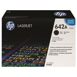 HP 642A Black (CB400A) (Genuine)