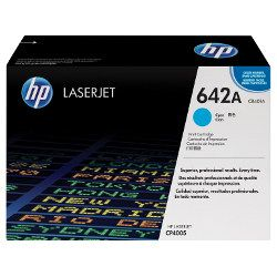 HP 642A Cyan (CB401A) (Genuine)