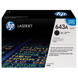 HP 643A Black (Q5950A) (Genuine)