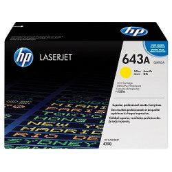 HP 643A Yellow (Q5952A) (Genuine)