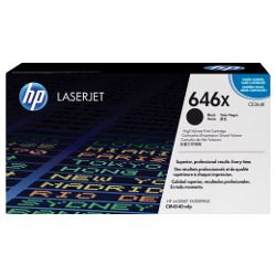 HP 646X Black (CE264X) (Genuine)