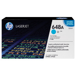 HP 648A Cyan (CE261A) (Genuine)