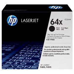 HP 64X Black High Yield (CC364X) (Genuine)