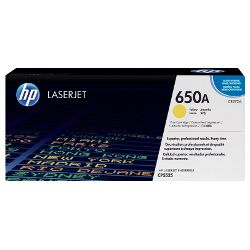 HP 650A Yellow (CE272A) (Genuine)