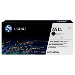 HP 651A Black (CE340A) (Genuine)
