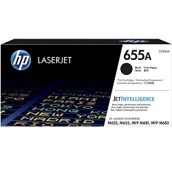 HP 655A Black (CF450A) (Genuine)
