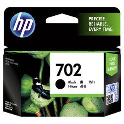 HP 702 Black (CC660AA) (Genuine)