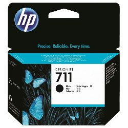 HP 711 Black (CZ133A) (Genuine)