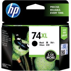 HP 74XL Black High Yield (CB336WA) (Genuine)