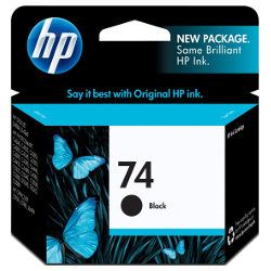 HP 74 Black (CB335WA) (Genuine)
