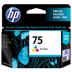 HP 75 Colour (CB337WA) (Genuine)