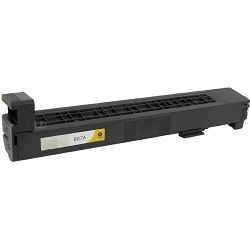 Remanufactured 827A Yellow Toner Cartridge (CF302A)