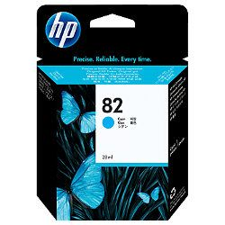 HP 82 Cyan (C4911A) (Genuine)