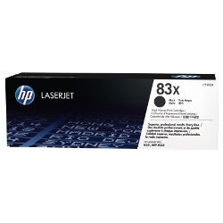 HP 83X Black High Yield (CF283X) (Genuine)