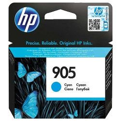 HP 905 Cyan (T6L89AA) (Genuine)