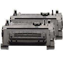 Remanufactured 90A 2 Pack Bundle  (CE390A)