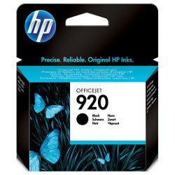 HP 920 Black (CD971AA) (Genuine)