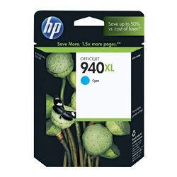 HP 940XL Cyan High Yield (C4907AA) (Genuine)