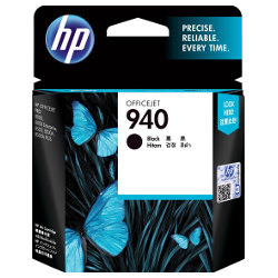 HP 940 Black (C4902AA) (Genuine)