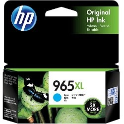 HP 965XL Cyan High Yield (3JA81AA) (Genuine)