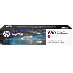HP 976Y Magenta Extra High Yield Ink Cartridge (L0R06A) (Genuine)