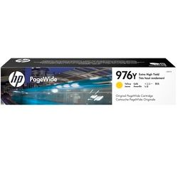 HP 976Y Yellow Extra High Yield Ink Cartridge (L0R07A) (Genuine)