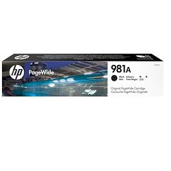 HP 981A Black (J3M71A) (Genuine)
