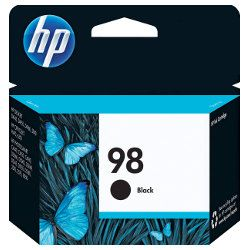 HP 98 Black (C9364WA) (Genuine)