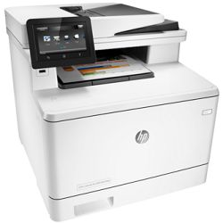 HP Color LaserJet Pro MFP M477fdw Multifunction Colour Laser Wireless Printer + Duplex