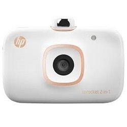 HP Sprocket 2-in-1 Colour Portable Wireless Photo Printer & Instant Camera (2FB96A)