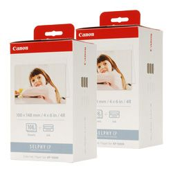 Canon KP-108IN 2 Pack Bundle (Genuine)