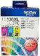 Brother LC135XLCL 3 Pack Bundle (Genuine)