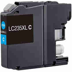 Compatible LC235XL C Cyan High Yield