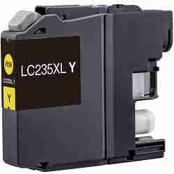 Compatible LC235XL Y Yellow High Yield