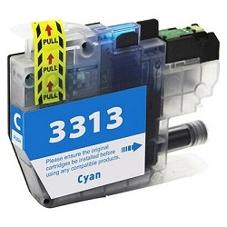 Compatible LC3313C Cyan High Yield