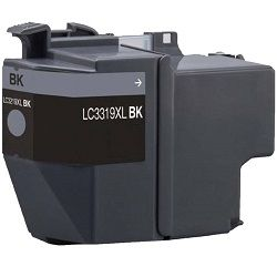 Compatible LC3319XLBK Black High Yield