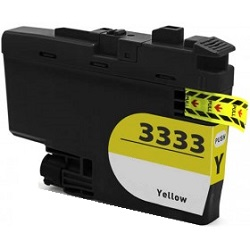 Compatible LC3333Y Yellow High Yield