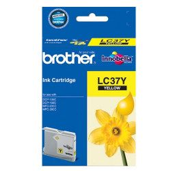 Brother LC37Y Yellow (Genuine)