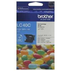 Brother LC40C Cyan (Genuine)