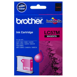 Brother LC57M Magenta (Genuine)