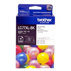 Brother LC77XL-BK Black Extra High Yield (Genuine)