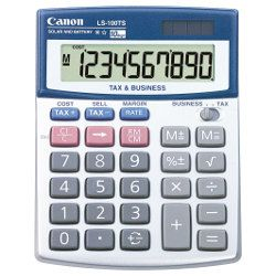 Canon LS-100TS Calculator