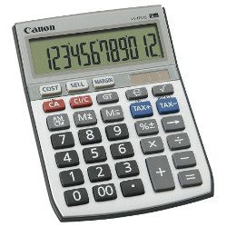Canon LS-121TS Calculator