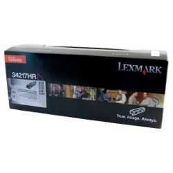 Lexmark 34217HR Black Prebate (Genuine)