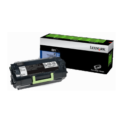 Lexmark 523 Black Prebate (52D3000) (Genuine)