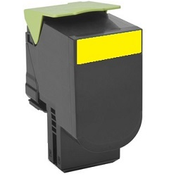 Remanufactured 708H Yellow High Yield (70C8HY0)