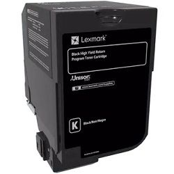 Lexmark 84C6HK0 Black High Yield (Genuine)