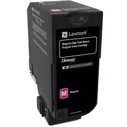 Lexmark 84C6HM0 Magenta High Yield (Genuine)