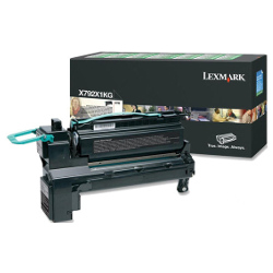Lexmark X792X1KG Black High Yield Prebate (Genuine)