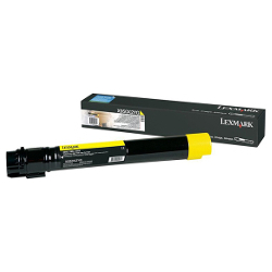 Lexmark X950X2YG Yellow (Genuine)